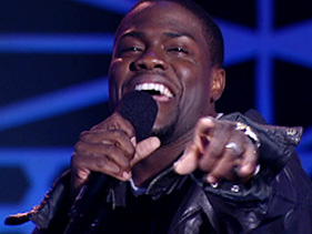 Kevin hart piece of cheese without the corners